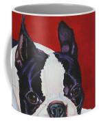 Red White And Black Coffee Mug
