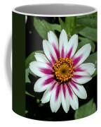 Red White And Yellow Flower Coffee Mug