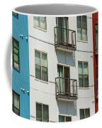 Red - White - Blue Coffee Mug