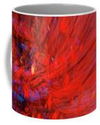 Red Wind Coffee Mug