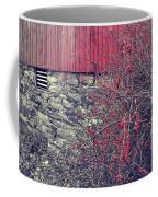 Red Winter Coffee Mug