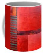 Red With Orange 2.0 Coffee Mug