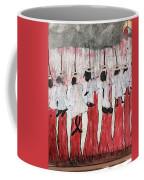 Red Woods Angels Black Like Me Coffee Mug