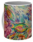 Redband Parrotfish Coffee Mug