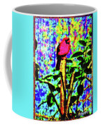 Redbird Dreaming About Why Love Is Always Important Coffee Mug