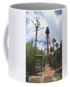 Redbrick Path To The Lighthouse Coffee Mug