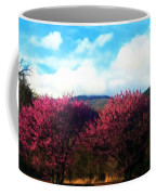 Redbud In The Blue Ridge Coffee Mug