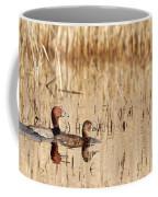 Redhead   Aythya Americana  Coffee Mug