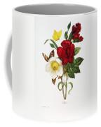 Redoute: Hellebore, 1833 Coffee Mug by Granger