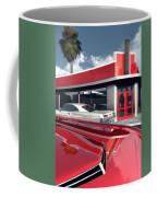 Reds Five And Dime Coffee Mug by Richard Rizzo