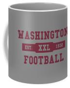 Redskins Retro Shirt Coffee Mug