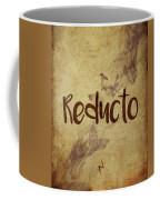 Reducto Coffee Mug