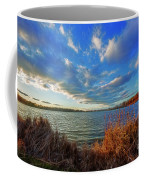 Reeds And Wind Coffee Mug