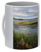Reeds By The Water Coffee Mug