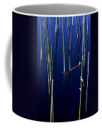 Reeds Of Reflection Coffee Mug by Chris Brannen