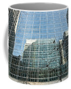 Reflected Buildings Coffee Mug