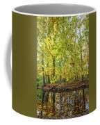 Reflected Color Of Autumn Coffee Mug