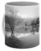 Reflected Trees Coffee Mug by Gaspar Avila
