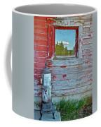 Reflected View Coffee Mug
