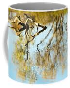 Reflecting A Former Life Coffee Mug
