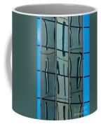 Reflecting Eagle 1 Coffee Mug