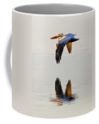 Reflecting Flight Coffee Mug