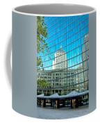 Reflecting Hancock Coffee Mug