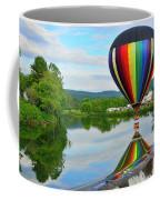 'reflecting' Coffee Mug
