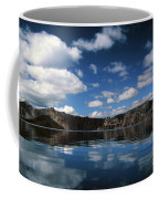 Reflecting On Crater Lake Coffee Mug