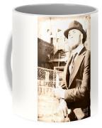 Reflecting On The Past Coffee Mug