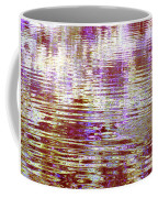 Reflecting Purple Water Coffee Mug