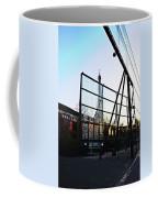 Reflection Eiffel Paris Coffee Mug