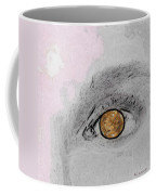 Reflection In A Golden Eye Coffee Mug