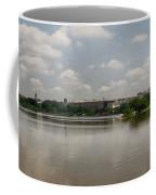 Reflection In Washington Coffee Mug