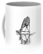 A Tall Drink Of Water Coffee Mug