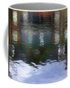 Reflection, No. 1 In Connetquot State Park Coffee Mug
