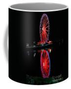 Reflection Of A Wheel Coffee Mug