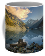 Reflection Of Aoraki Coffee Mug
