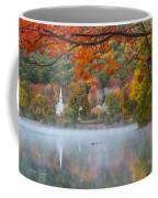Reflection Of Fall Coffee Mug