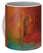 Reflection Of Still Life Coffee Mug