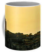Reflection Of Sunset At North Head Coffee Mug