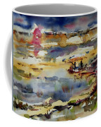 Reflection Of Sunset Glow Coffee Mug