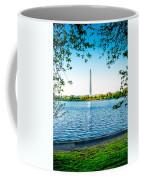 Reflection Of Washington Coffee Mug