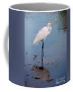 Reflection On Stilts Coffee Mug