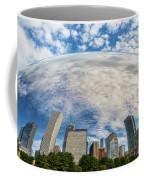 Reflection On The Bean Coffee Mug