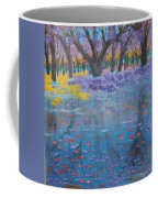 Reflection Pond Japan Coffee Mug