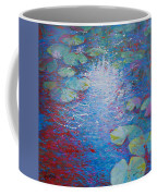 Reflection Pond With Liles Coffee Mug