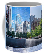 Reflections At 911 Memorial Coffee Mug