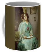 Reflections Coffee Mug by Ethel Porter Bailey
