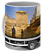 Reflections In Budapest Coffee Mug
